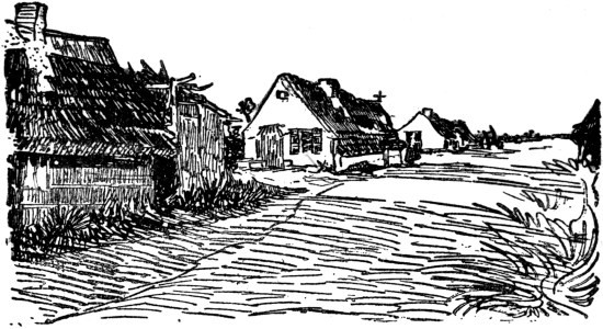 Vincent van Gogh - Village