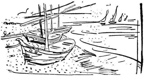 Vincent van Gogh - Boats