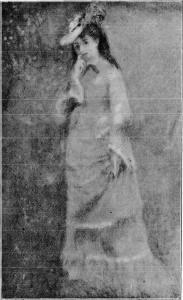 Renoir - Young Girl Promenading