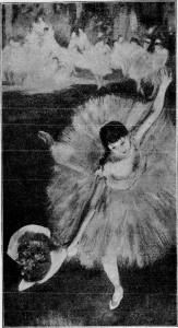 Degas - the dancers
