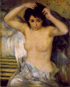 Renoir - Woman's Bust